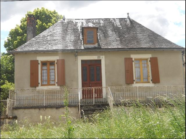 Bienvenu immobilier maison ancienne en pierre r nover avec grange attena - Renover grange en maison ...